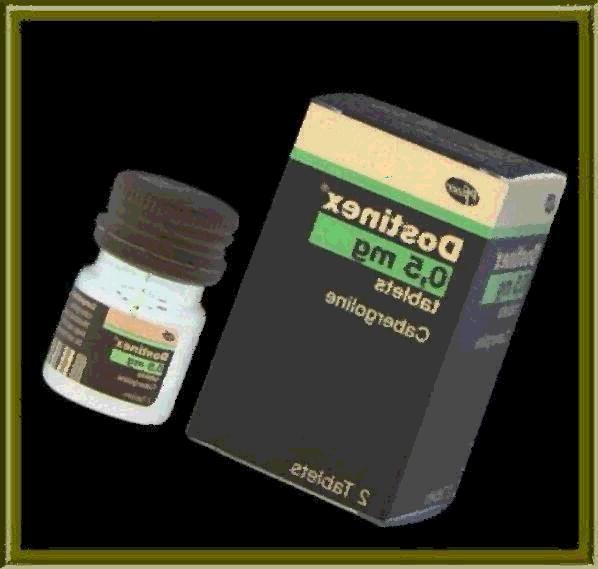 Order Dostinex 0.5 mg Cabaser in USA now